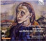 Sechs Motetten Nach Worten Von Franz Kafka Op.169