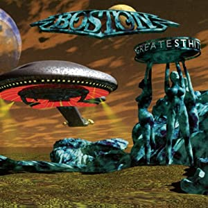 Boston Greatest Hits from Sony Legacy