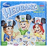 Hedbanz DISNEY edición (Se distribuye desde el Reino Unido ENGLISH GAME)