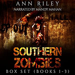 Southern Zombies Three Book Box Set Audiobook