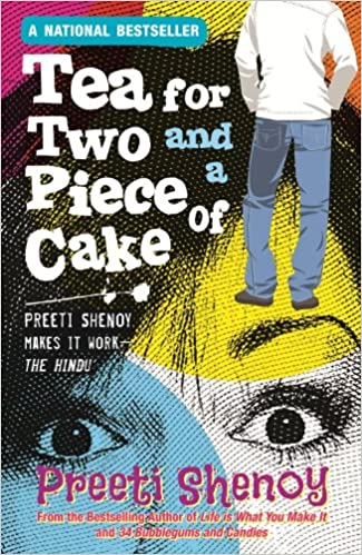 All Preeti Shenoy Books List : Tea for Two and a Piece of Cake