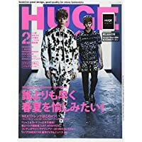 HUgE 表紙画像