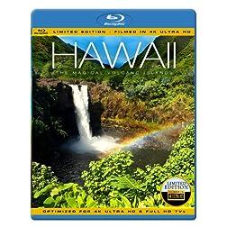 HAWAII - The Magical Volcano Islands [Blu-ray]
