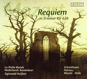 Mozart - Requiem en ré min. K. 626