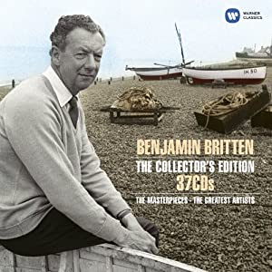 Benjamin Britten - The Collector's Edition [Box Set]