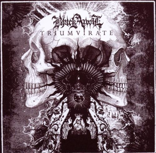 Triumvirate by Black Anvil (2010) Audio CD