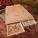 1500 Piece Jigsaw Puzzle Storage Tabl...