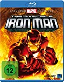 echange, troc The Invincible Iron Man [Blu-ray] [Import allemand]