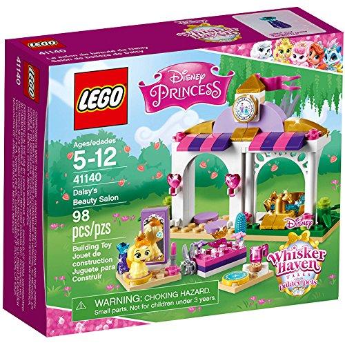 Lego Disney Princess Rapunzel's pet pup Daisy's Beauty Salon Palace Pet 5+ years (Barbie Basics Accesory Pack compare prices)