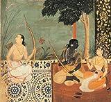 echange, troc Vâlmîki - Ramayana : Illustré par les miniatures indiennes du XVIe au XIXe siècle, coffret 7 volumes
