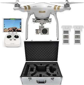 DJI Phantom 3 PRO Quadcopter Drone Bundle