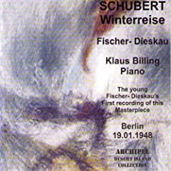 Schubert: Winterreise (Berlin 1948)