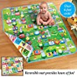 Reversible Kids Activity Mat
