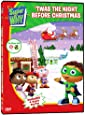 Super Why - 'Twas The Night Before Christmas