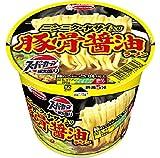 エースコック スーパーカップ極太盛り ニンニク・ヤサイ豚骨醤油ラーメン 142g×12個
