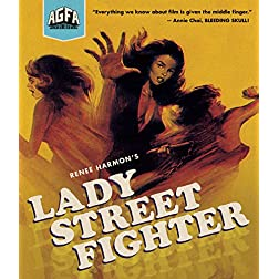 Lady Street Fighter [Blu-ray]