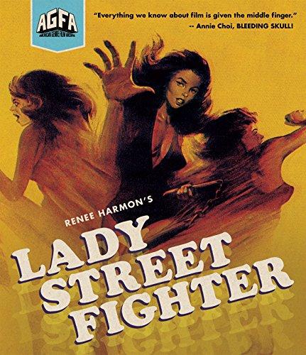 Blu-ray : Lady Street Fighter (Blu-ray)