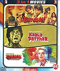 Gunday/Kaala Pattar/Darr