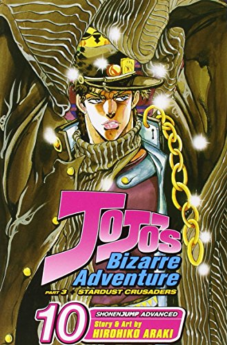 JoJo's Bizarre Adventure: Part 3--Stardust Crusaders, Vol. 10 PDF