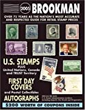 2005 Brookman Stamp Price Guide (0936937572) by MacDonald, David