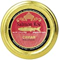 Plaza Premium Amazon Quality Salmon Caviar, 1.75 Ounce