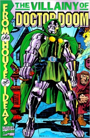 The Villainy of Doctor Doom (Marvel Comics)