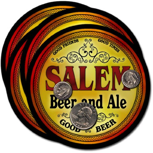 Salem Beer & Ale Coasters