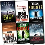 Dean. Koontz Dean. Koontz Odd Thomas series 6 Books Collection
