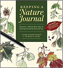 nature journal keeping whole way seeing discover leslie clare walker around dp amazon mason charlotte guide