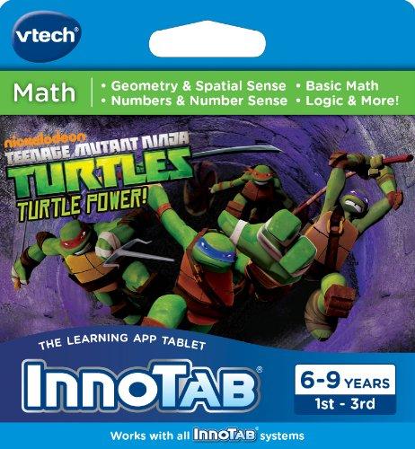Imagen de VTech InnoTab Teenage Mutant Ninja Turtles Juego Software