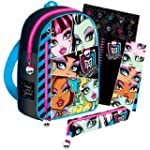 Monster High Stationery Filled Back Pack