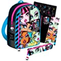 Monster High Set Mochila+Carpeta+Libreta