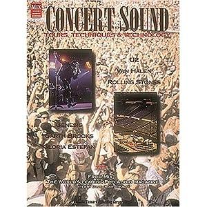 Concert Sound (Mix Pro Au Livre en Ligne - Telecharger Ebook