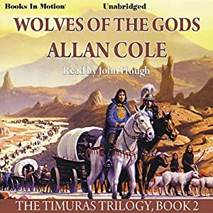Wolves of the Gods Hörbuch