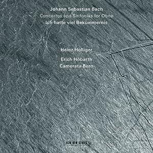 Concertos & Sinfonias for Oboe