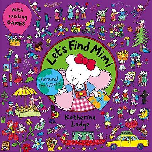 Let's Find Mimi: Around the World