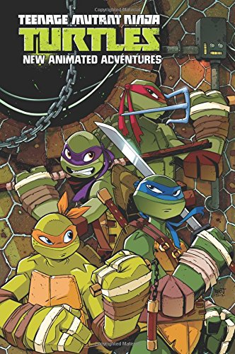 Teenage Mutant Ninja Turtles: New Animated Adventures Omnibus Volume 1 (Ninja Bunn compare prices)