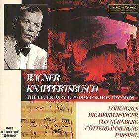 Richard Wagner : The Legendary (1947-1956)