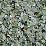 Exotic BPJS464 Bean Pebble, Jade, 5 Pounds