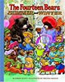 The Fourteen Bears in Summer and Winter (Deluxe Golden Book) (0375832793) by Scott, Evelyn
