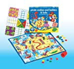 Orchard Toys Pirate Snakes and Ladder...
