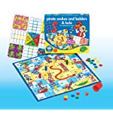 Orchard Toys Pirate Snakes and Ladders & Ludoby Orchard Toys