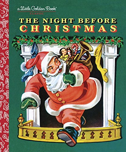 The-Night-Before-Christmas-Little-Golden-Book
