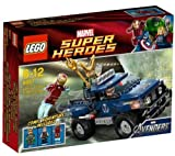 Super Heroes - Loki's Cosmic Cube Escape - 6867