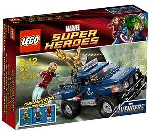 LEGO Super Heroes - La evasión de Loki - 6867 + Súper