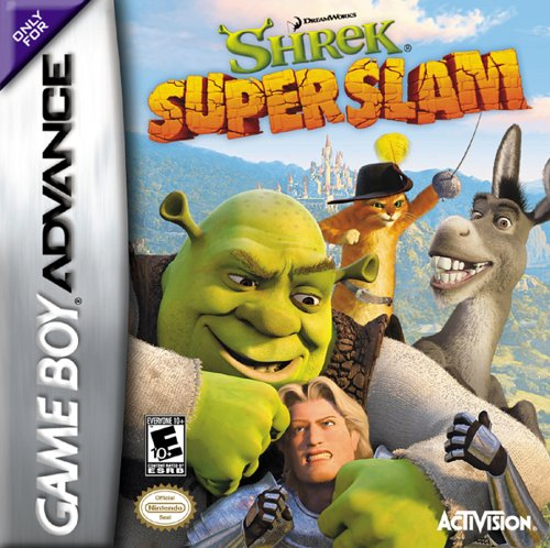 6104RNE50WL Cheap Buy  Shrek SuperSlam