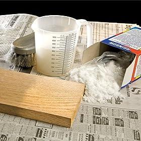 Oxalic Acid for Bleaching Wood