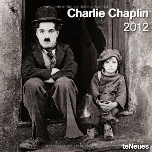2012 Charlie Chaplin Wall Calendar (English, German, French, Italian, Spanish and Dutch Edition)