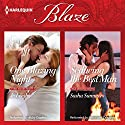 One Blazing Night & Seducing the Best Man Audiobook by Jo Leigh, Sasha Summers Narrated by Abby Craden, Alexander Cendese