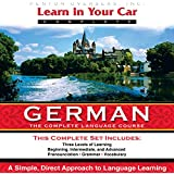 Learn in Your Car: German, Complete